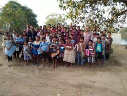 Sankalp  ek prayaas- education for the tribal children of Chhattisgarh