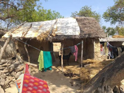 LIGHT THE HOUSE OF SLUM PEOPLE WITH SOLAR.