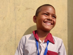 Help us in creating healthy SMILE for children in rural India