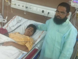 Help Asif Recover From Brain Hemorrhage