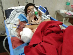 Help Devansh Gupta Recover from Severe Injuries