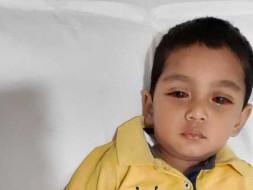 Help 2 year old Ishaan Fight Leukaemia (Blood Cancer)