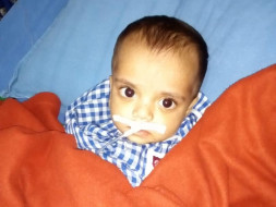 Help 10 Month Old Shumaira Recover