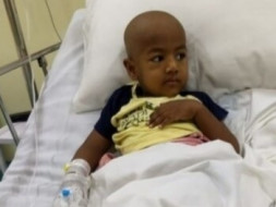 My 3-Year-Old son needs help to fight against Bladder Cancer