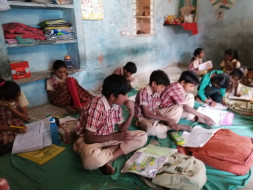 Help the poor children to get free education