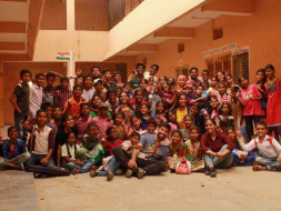 Camp Diaries-Help 15000 children find their passion: Piggy bank 4 kids