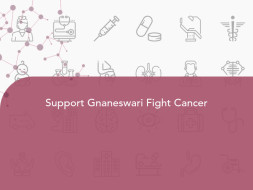 Support Gnaneswari Fight Cancer