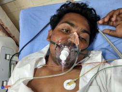 Please save Naresh from terrific brain disease