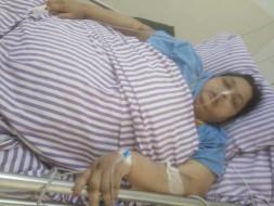 Help Huma Arshi Recover
