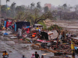 Odisha needs your support - Cyclone Fani Relief Appeal