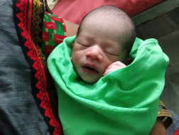 Help My Uncle's New Born Baby Come Home