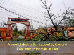 Help To Recover Odisha From The Effects Of Cyclone FANI