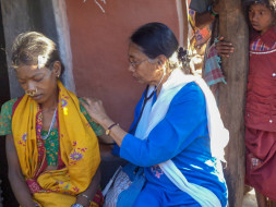 Help Dr. Aquinas save the lives of the tribals in remote forests