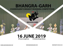 Support Chandigarh's Biggest Bhangra Competition - BhangraGarh