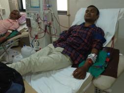 Help Krishnamurti Undergo Kidney Transplant