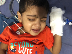 Help my Son Master MOHAMMED YASIR to undergo Stem cell transplantation