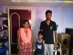 Help 8 year old boy Devesh for Orchiopexy surgery