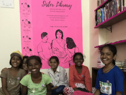 "Support ""Sister Library""- Physical Space For Women Authors"