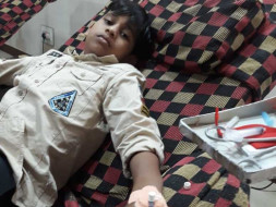 Help syed Rehan fight thalassaemia