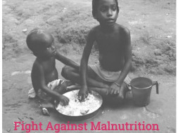 Help us to StopChildMalnutrition