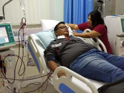 Support Khupmang for kidney tranplant