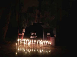 Veer Sahyog (Join hands to support martyrs families)