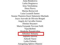 Help Abhishek Represent at BRICS!