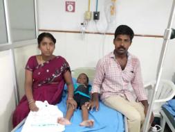 Help Little Harsha Fight Blood Cancer