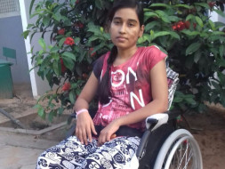 Help Khushboo Recover From A Major Accident