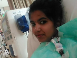 Support My Friend, Priyasri For Kidney Transplantation