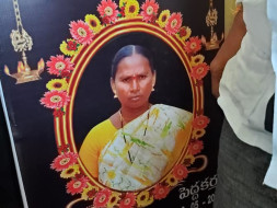 Support Late Smt Lakshmi Jalasutram's family and the injured