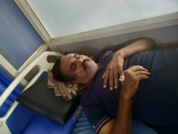 Help My Father to Fight Against Brain Infection - CSF Leak Repair