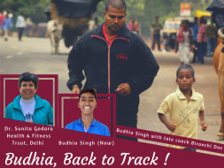 Help Budhia Singh-(The Wonder Kid) To Get Back To The Running Track
