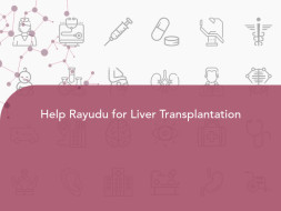 Help Rayudu for Liver Transplantation