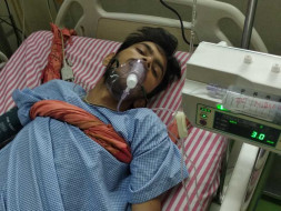 Help Akshya Fighting Brain Infection Due To Dengue