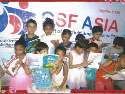Help these Kids in their Educational & Nutrition Needs