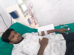 Help Joshua Undergo A Kidney Transplant