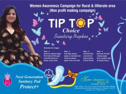 Help Us Support Women's Hygiene