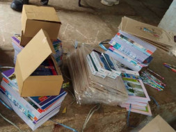 Your Support Can Help Over 320 Students to have school kits