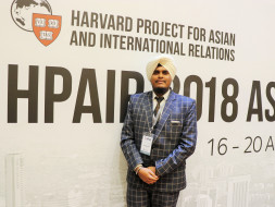 Help Mandeep attend NUS Global Citizen Conference