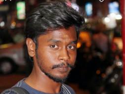 My friend saravana kumar met with an accident