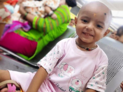 "2 Year Old Rudra Tiwari's Open Heart Surgery - ""A Success!"""