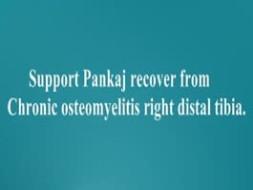Urgent Help Needed for Pankaj's surgery