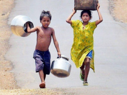 Help Us to support the villagers of drought affected area of India