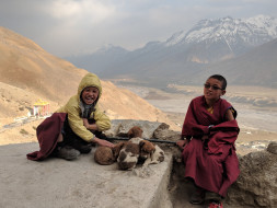 Sustainable Development in Remote Himalayan Villages