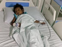 Please help Sabarish undergo Liver transplant
