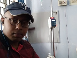 Help Snehajit Fight Lung Cancer
