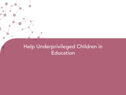 Help Underprivileged Children in Education