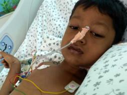 Help 6-Year-Old, Yeshwanth Fight Brain Stroke
