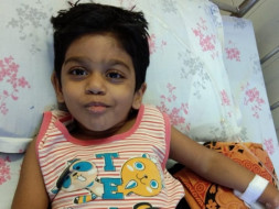 Help 3-year-old, Viswa to get his heartbeat again